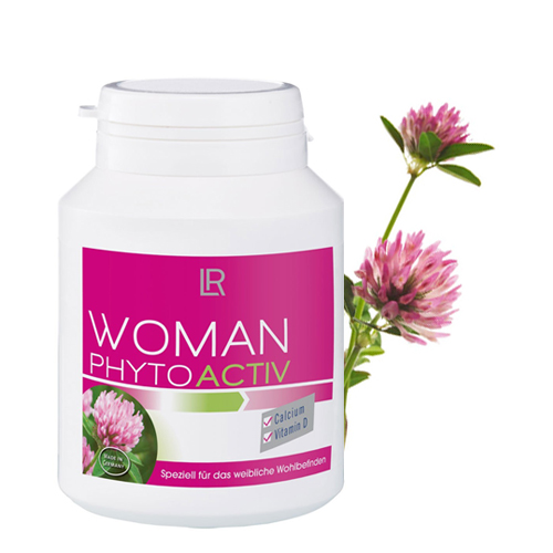 LR Woman Phyto activ � Supporto vegetale